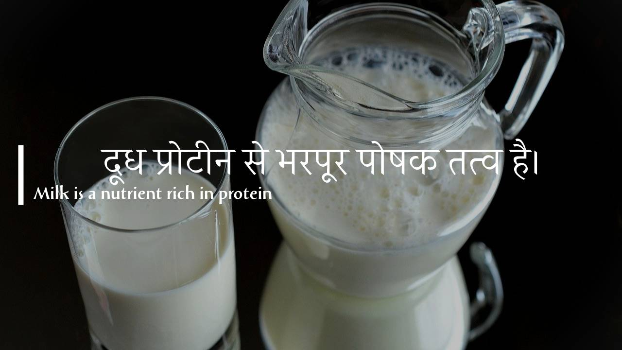 Milk is Good Source for Gain Weight At Home