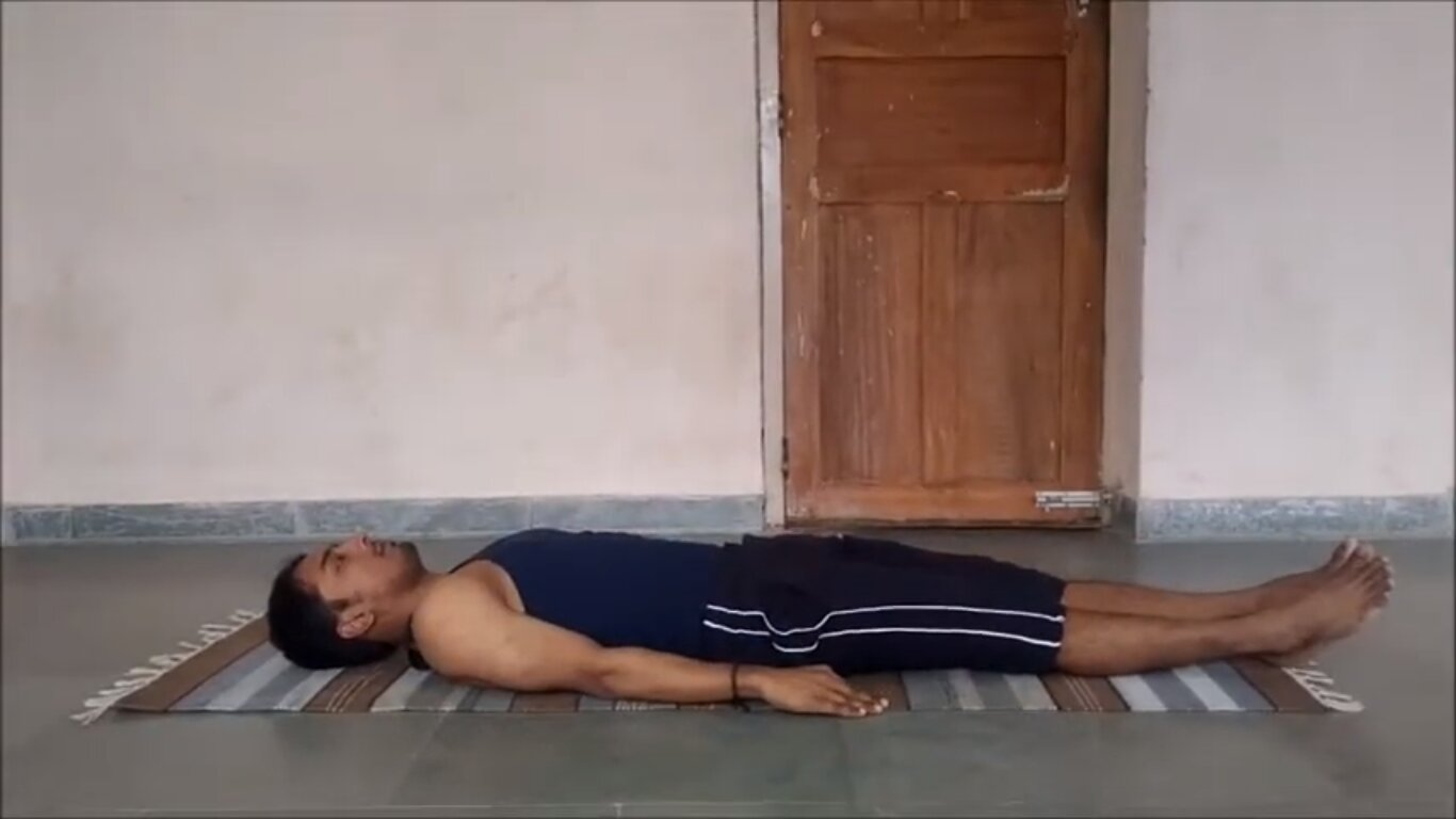 shavaasan yoga for diabetics Patient
